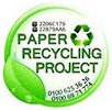 paper recycling project (local, US)