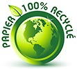 PAPIER 100% RECYCLE (FR)