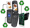 phone parts recycled
