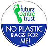 NO PLASTIC BAGS FOR ME!