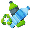 plastic bottles recycling info