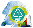 bottigliadi plastica (PET, IT)