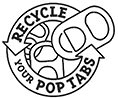 RECYCLE YOUR POP TABS