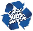 PRATT 100% RECYCLED (US)