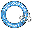 PULL TOGETHER - MAKE A DIFFERENCE (alu tabs)