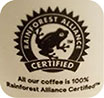 RAINFOREST ALLIANCE CERTIFIED (coffee cup, UK, 2018)
