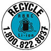 recycle Li-Ion battery (RBRC, US)
