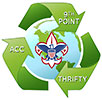 Green Scouting Award - recycling (US)