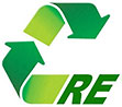 RE (green cycle)