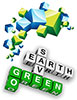 recycle green (scrabble)