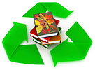 read - recycle - repeat (America Recycles Day since 1997)