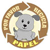 POR FAVOR RECICLA PAPEL (BO)