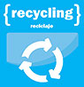 reciclaje - recycling wheel