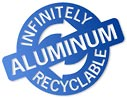 ALUMINIUM - INFINITELY RECYCLABLE