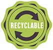 RECYCLABLE (seal, VectorOpenStock)