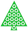 recyclable x-mas tree (US)