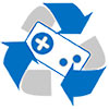 recyclage e-parts (FR)