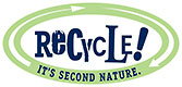 RECYCLE! IT'S SECOND NATURE (US)