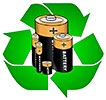 recycle all batteries