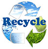 common recycle around