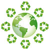 recycle around globe