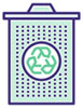 recycle bin (icon)