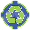 recycle center (stock, US)