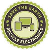 SAVE THE EARTH - RECYCLE ELECTRONICS (seal)