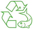 recycle fish (UK)