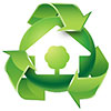 recycle green housing
