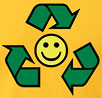 happy recycle