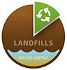 recycle landfills