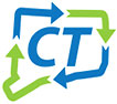 recycle logo of CT (US)