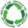 RECYCLE ME (pazifist, zazzle, DE)