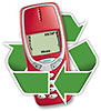 recycle old Nokia cellphone