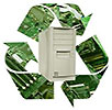recycle old desktop pc