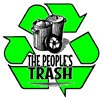 RECYCLE THE PEOPLE'S TRASH