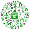 recycle points (waste cloud)