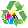 recycle printing ink