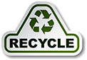 recycle pyramid (seal)