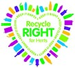 recycle RIGHT for herts