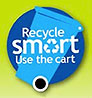Recycle smart - Use the cart (US)