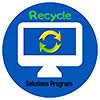 Recycle Solutions Program (button)