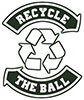 RECYCLE THE BALL