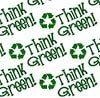 recycle: think green