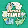 RECYCLE TIME (music school-book)