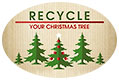 RECYCLE YOUR CHRISTMAS TREE (claim)