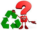 recycle questions: what, when, why? (CA)