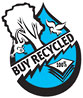 buy recycled (save water)