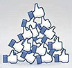 recycled fb likes